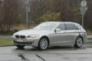 Универсал BMW 5-й серии дебютиру…