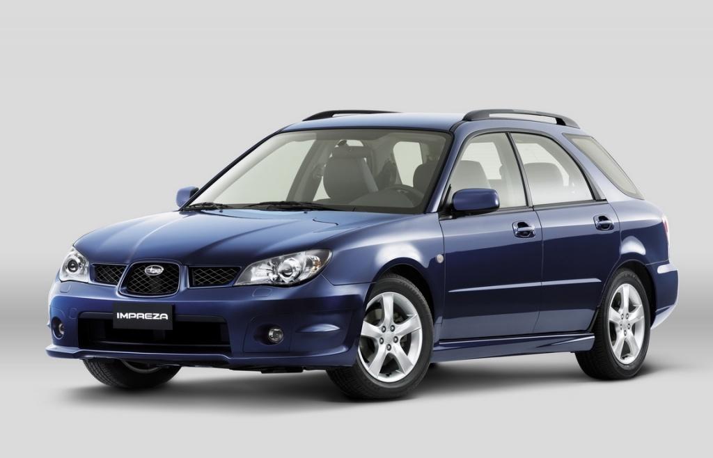 Subaru киев автосалон фото