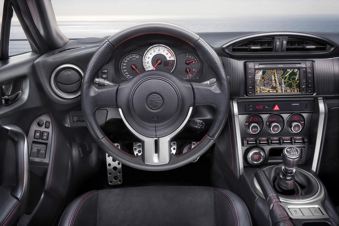Комплектации и цены на Toyota GT…